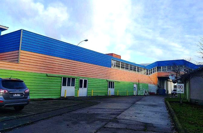 Industrial / Lagunitas