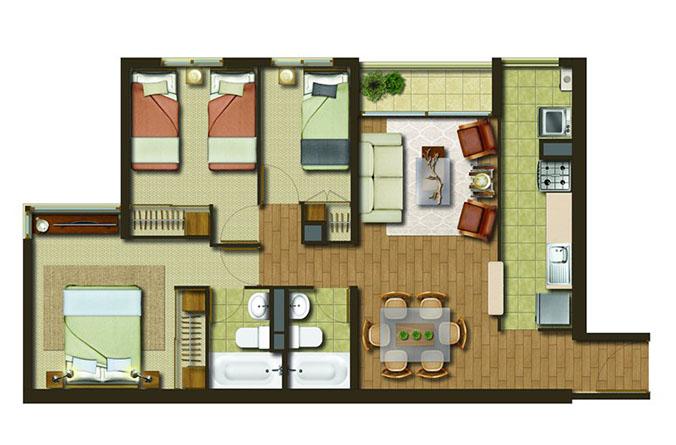 Condominio Altavista