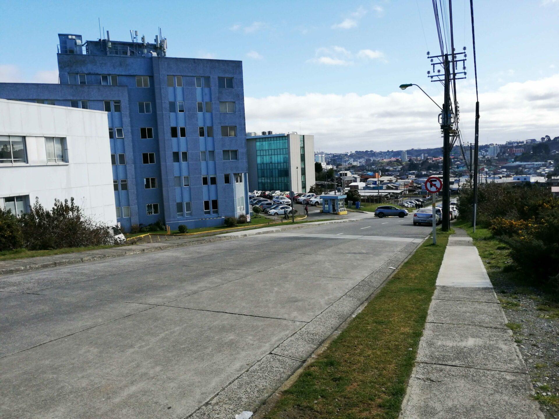 Sitio urbano, Bellavista