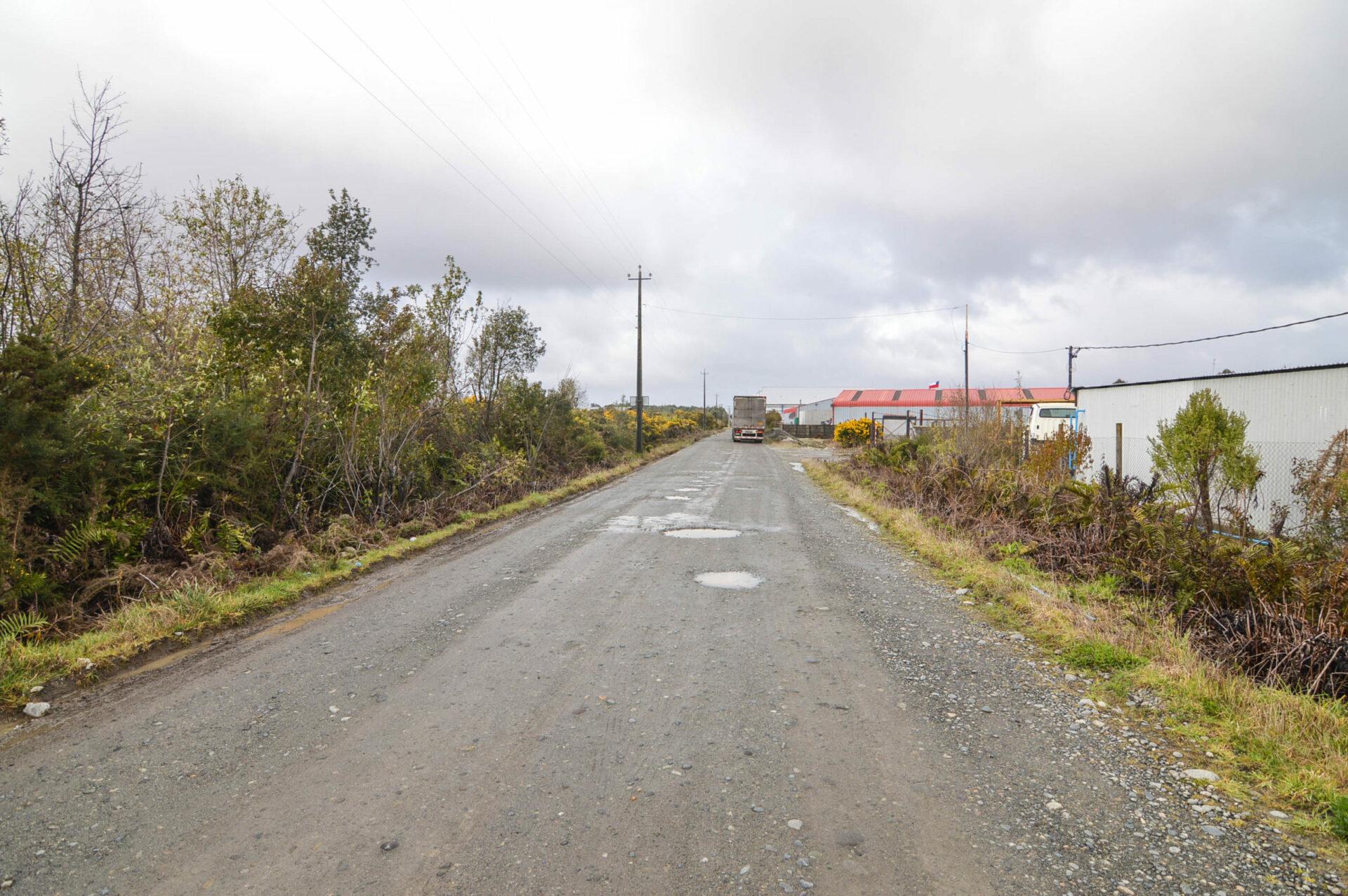 Terreno, Ruta 5
