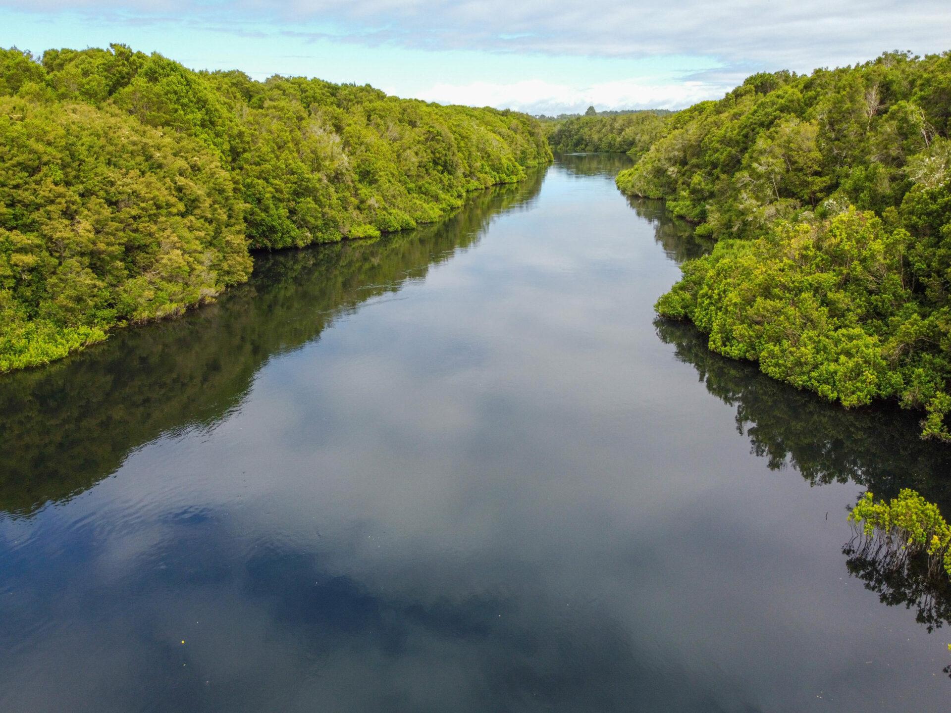 Parcela Río Maullin